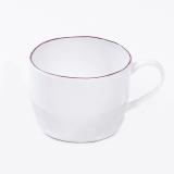 Lambert Piana Kaffee-/Teetasse rot