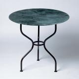 Lambert Tete a Tete Tisch grün
