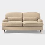 Lambert Continental Sofa 2-Sitzer
