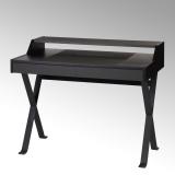 Lambert Stanley Schreibtisch schwarz