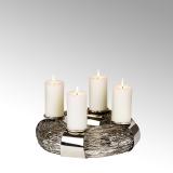 Lambert Pinyin, 4 Kerzenhalter, klein